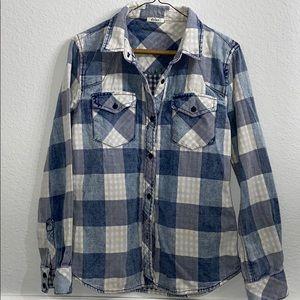 Dylan Denim Shirt Size Small